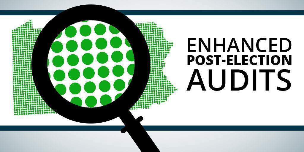 Enhanced Post-Election Audits Coming Soon to PA